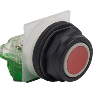 9001SKR1RH5 PUSHBUTTON 600VAC 10AMP 30MM