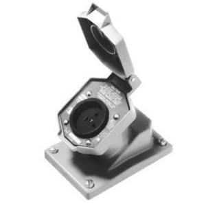 Cooper Crouse-Hinds ENRC21201 20 Amp Explosionproof Receptacle, ENRC Series