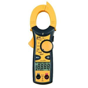 Ideal 61-746 Clamp Meter, Clamp-Pro, Maximum Rating: 600A AC & 600V AC/DC