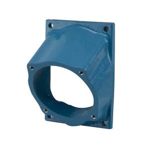 Meltric 593M3 30° Angle Metallic Adapter