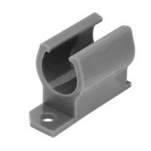 "Madison MKM28 1/2"" Conduit Clip, PVC, Rigid & EMT"
