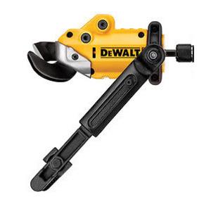 DEWALT DWASHRIR 18 Gauge Shear Attachment