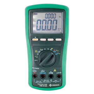 DM-810A MULTIMETER RMS AC/DC