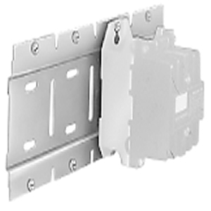Allen-Bradley 700-MP4 Mounting Bracket, Relay Rail, 4-Position, with Captive Screws