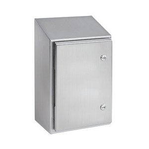 nVent Hoffman WS141208SS Wall Mount Enclosure, Watershed, NEMA 4X