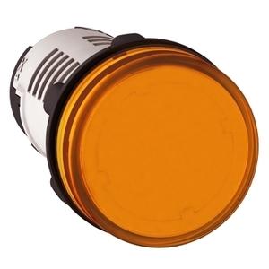 Square D XB7EV08MP PILOT LIGHT - LED - ORANGE - 230V