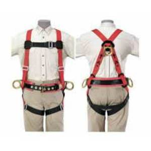 Klein 87810 Fall-arrest/positioning Harness *** Discontinued ***
