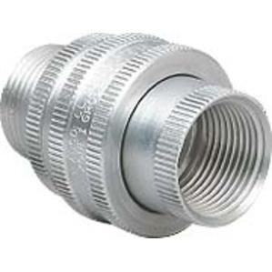 "Hubbell-Killark GUM-3 Union, Male/Female, 1"", Explosionproof, Aluminum"