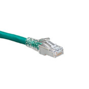 6AS10-20G GN CAT6A FTP P/CORD 20FT