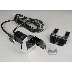 Wiremold WSDM211BK DESK MODULE, 1 USB,