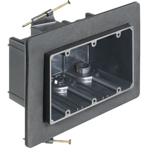 "Arlington FN103F 3-7/8"" Deep, 3-Gang, Ceiling/Fixture Box"