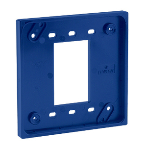 3254-BLU BU ADAPT PLATE FOR 01254/21254