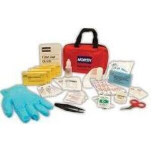 Honeywell 018505-4221 REDI-CARE FIRST AID KIT - MED W/CPR BARRIER SOFT PACK