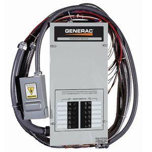 Generac RTSD100A1 8CKT/100A AUTO TFR