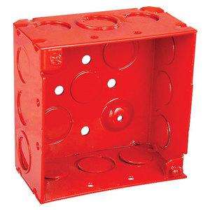 "Garvin Industries 52171-RED 4"" SQBX, 2-1/8D,"