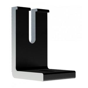 IronRidge LFT-03-B1 Slotted Adjustable L-Feet, Black Finish