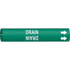 4055-B 4055-B DRAIN/GRN/STY B