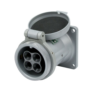 Appleton ADR6034 Pin & Sleeve Receptacle, 60 Amp, 4-Pole, 3-Wire