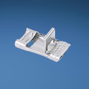 """Panduit MSBW38-C4 MS Buckle, 304 SS, .38"""" (9.5mm) Wd Strap"""