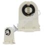 SOCKET 58792 T8 ROTARY LOCK SHUNTEDSHORT