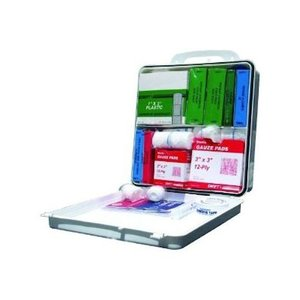 Dottie FA100 DOTTIE FA100 FIRST AID KITSERVES UP TO 100 PEOPLE 350 PIECES
