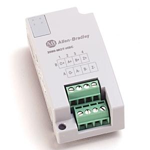 Allen-Bradley 2080-MOT-HSC Counter Module, High Speed, Micro 800 Controller