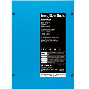 Lutron QSN-4S16-S Energi Savr Node