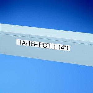 Panduit T200X000Y01 Super-Tack continuous tape, black, 2.00