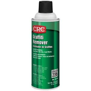 CRC 03194 Graffitti Remover - 12oz Aerosol Spray Can
