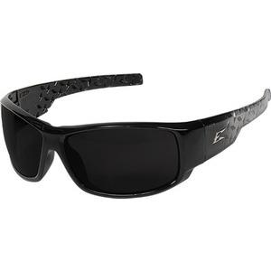 Wolf Peak HZ116D1 Eyewear, Caraz, Black Frame/Smoke Lens, Non-Polarized