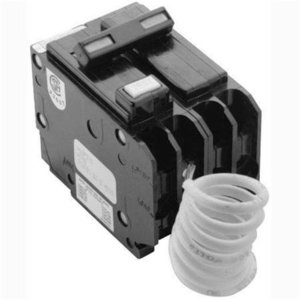 Eaton GFCB220 Breaker, 20A, 2P, 120/240V, 10 kAIC, Type BR Ground Fault (Replaced by GFTCB220)