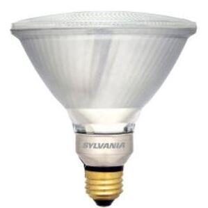SYLVANIA LED14PAR38DIM830FL4022YGL3WRP LED Lamp, Dimmable, PAR38, 14 Watt, 120V, 3000K, 1050 Lumen