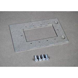 Wiremold CRFB-MAAP-4 CRFB 4 PORT AV PLATE LOC 4