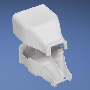 Panduit EEFXIW LD2P10 Entrance End Fitting