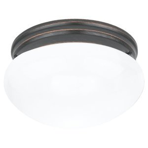 Sea Gull 5328-777 Two-Light Copper Revival Ceiling ### NO LONGER MADE ###
