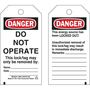 65407 PAPER LOCKOUT TAGS