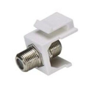 Vericom Global Solutions MKJ81-03434 F-81 Keystone Insert White