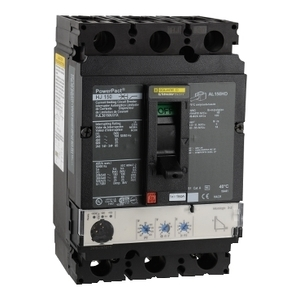 Square D HJL36150U31X MOLDED CASE CIRCUIT BREAKER 600V 150A