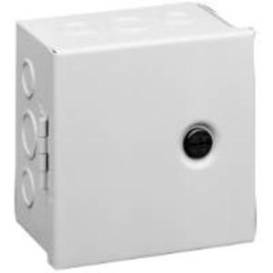 E10X10X4 E BOX (AHE10X10X4) HINGED CVR