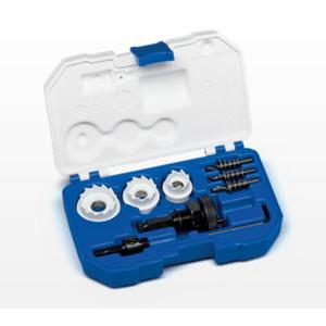 Lenox 30877300CHC Electricians Carbide Holesaw Kit