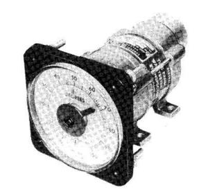 Parts Super Center 2JD123A1 Selsyn, Transmitter/Receiver, 2 Oz-In Torque, 5D Accuracy, 55V, 200RPM