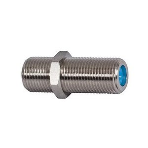 Klein VDV814-609 Connector, F Splice Adapter, Male to Male, 3GHz, Threaded