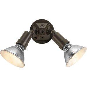 Progress Lighting P5212-20 2-150W PAR 38 LAMP HLDR ABZ