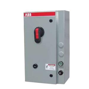 ABB P1BP-2E2GJ6 A-Line, Combination, Pump Panel, Size N4, 120V *** Discontinued ***