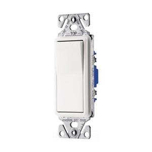 Eaton Wiring Devices 7503W-BOX SWITCH DECORATOR 3WAY