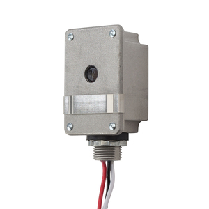 NSI Tork 2115 Photocontrol Stem Aluminum 120v