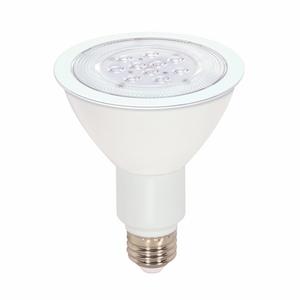 Satco S9088 11 Watt; LED PAR30Ln; 3000K; 25' Beam Spread; Medium Base; 120 Volts