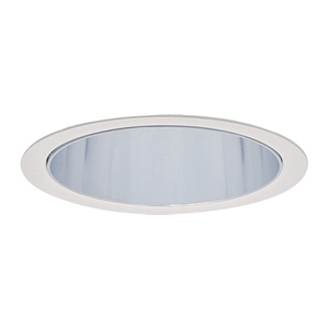 "Lightolier 1113 Trim, 5"", Cone, Specular Clear"