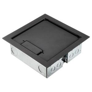 Hubbell-Wiring Kellems AFB401BK ACCESS FLOOR BOX &