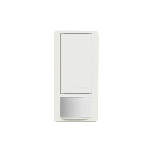 Lutron MS-VPS2-WH Vacancy Sensor Switch Dimmer, 2A, Maestro, White